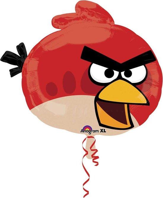 Angry Birds- Red bird folieballon