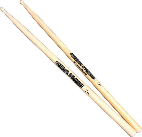 7A Maple Sticks, Wood Tip