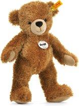 Happy Teddybeer licht bruin 40 cm.