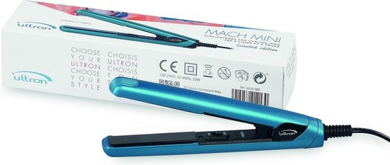 Ultron Mini Straightener SS20 Limited Edition