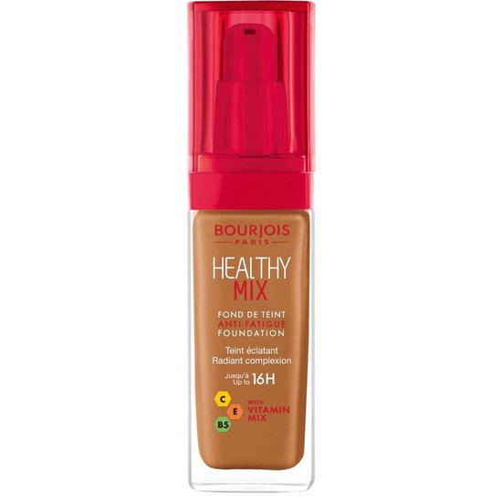 Bourjois Healthy Mix Foundation - 61 Caramel doré/cappucino