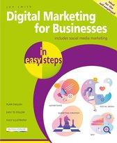 Digital Marketing for Businesses in easy steps