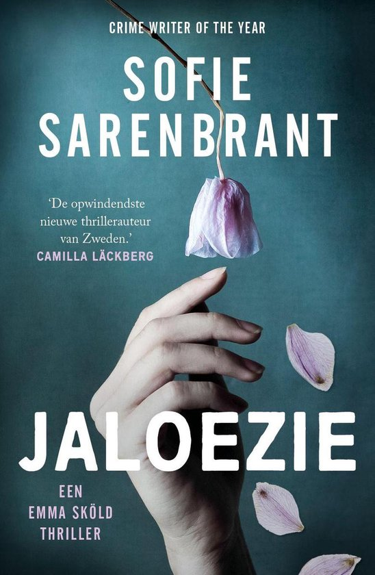 Boek cover Jaloezie van Sofie Sarenbrant