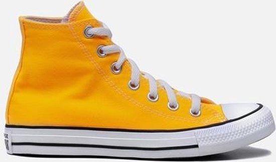 Converse Chuck Taylor All Star High Top sneakers oranje Maat 37