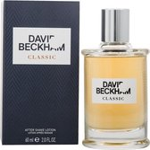 David Beckham Classic for Men - 60 ml - Aftershave lotion