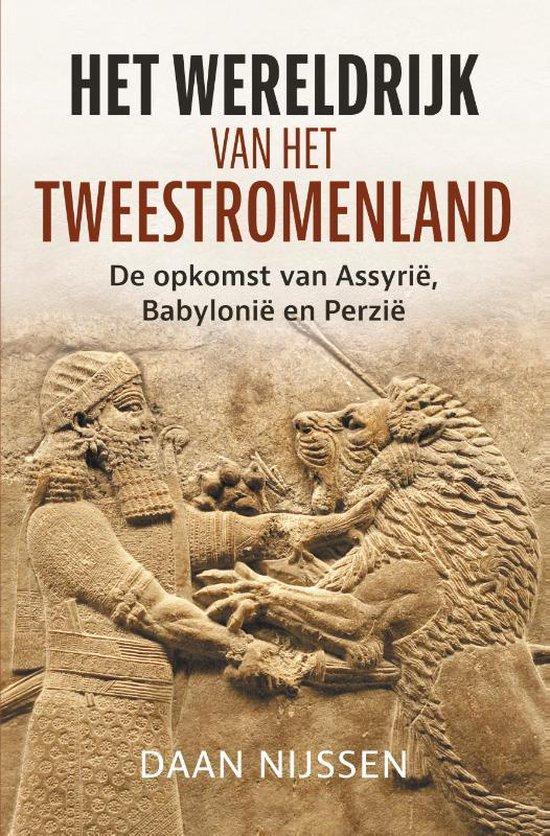 Boek cover Het wereldrijk van het Tweestromenland van Daan Nijssen (Paperback)