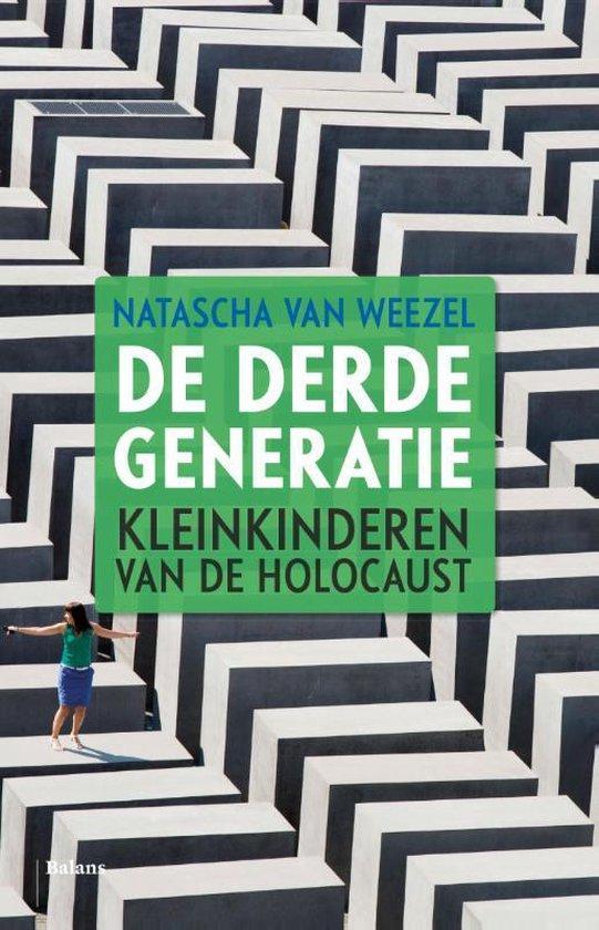 Derde generatie - Natascha van Weezel |