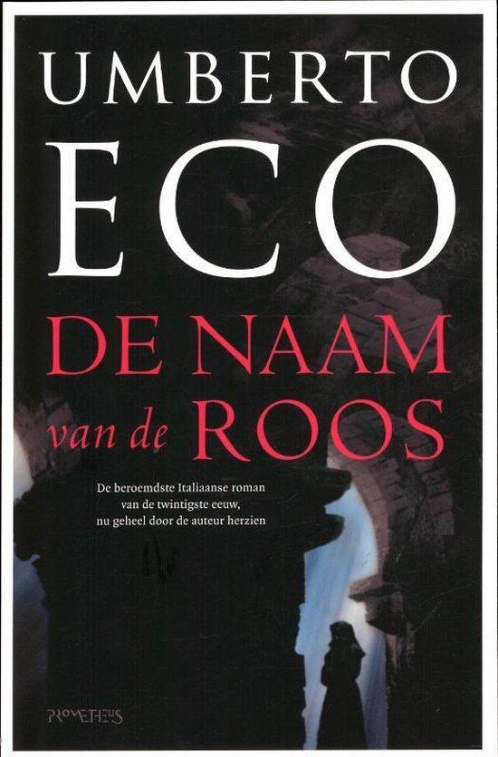 De naam van de roos - Umberto Eco   Readingchampions.org.uk