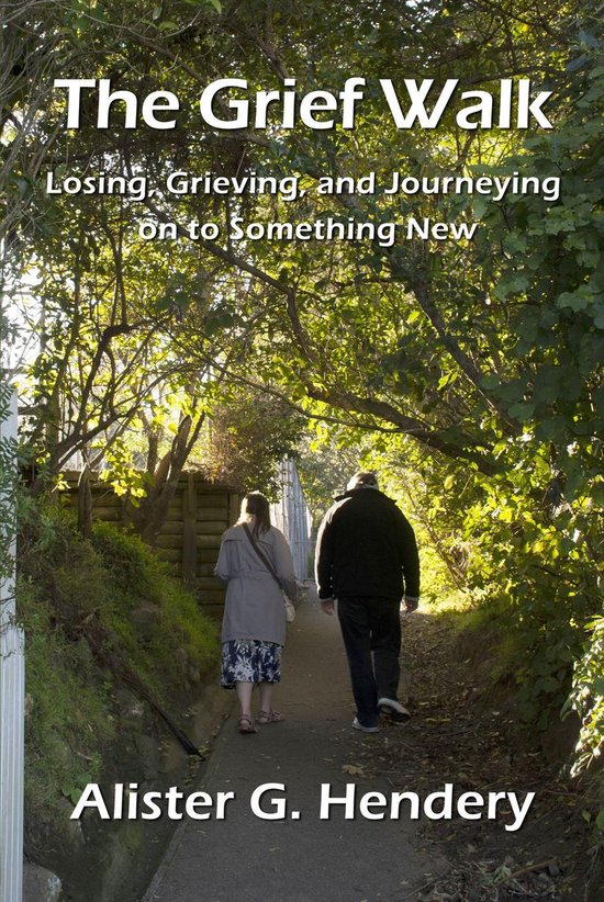 Omslag van The Grief Walk