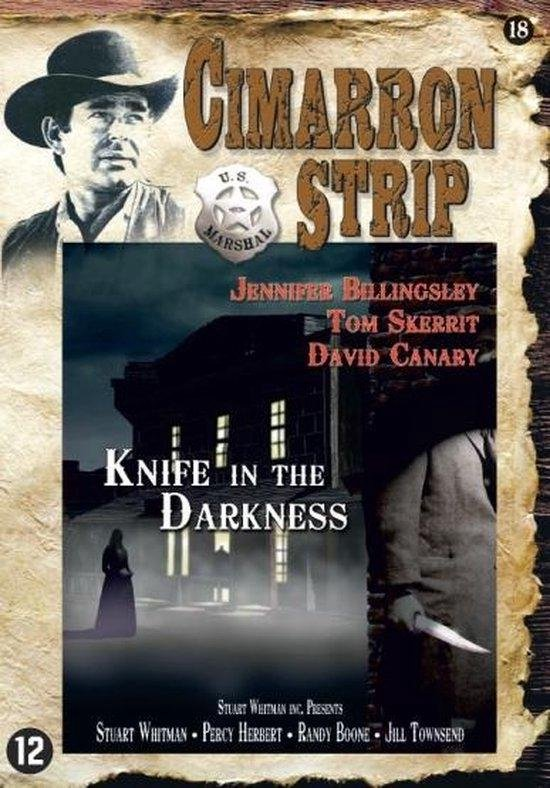 Cover van de film 'Knife In The Darkness'
