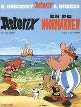 Boek cover Asterix 09. de noormannen van Albert Uderzo (Onbekend)