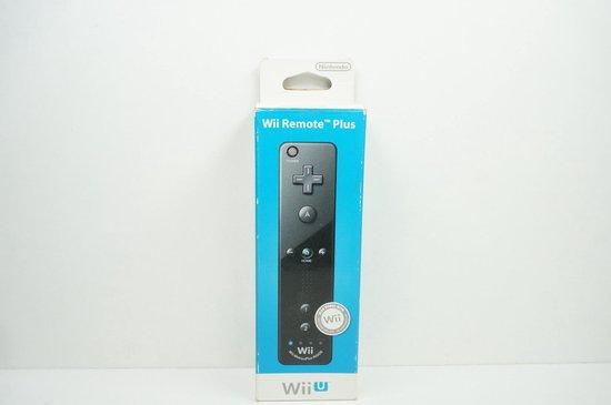 Nintendo Wireless Remote Controller met Nunchuck - Zwart (Wii + Wii U) - Nintendo