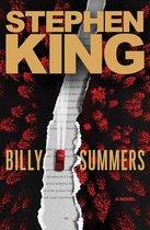 Omslag Billy Summers