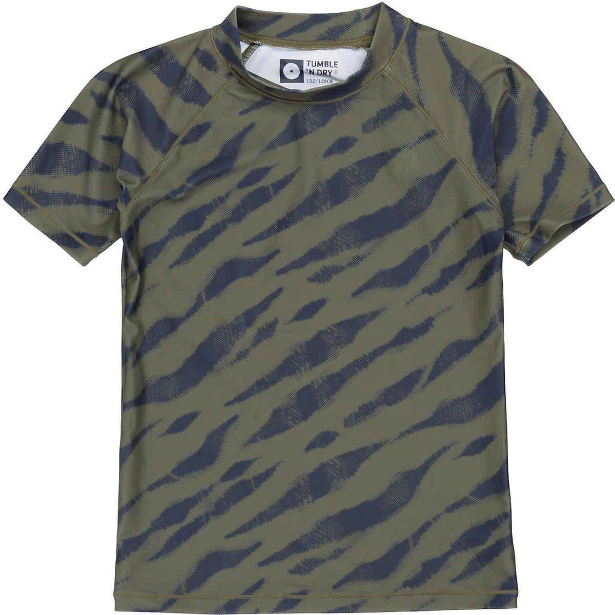 Tumble 'N Dry  Maru UV Shirt Jongens Mid maat  122/128