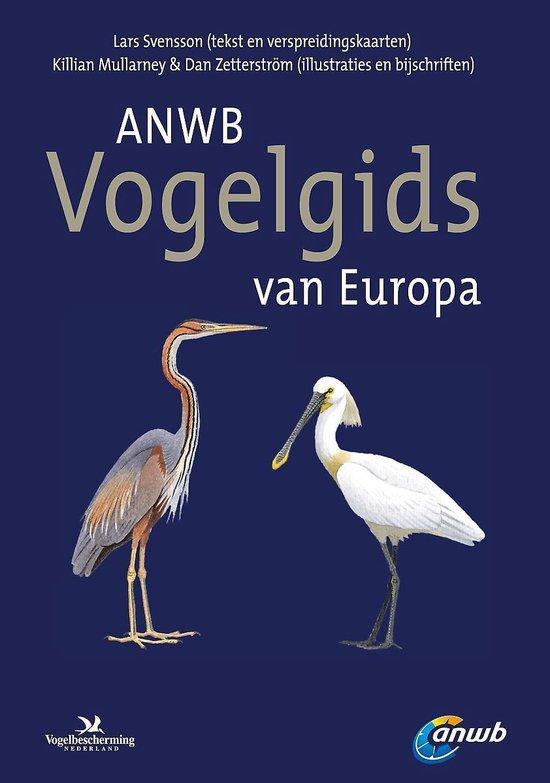 Omslag van Vogelgids van Europa