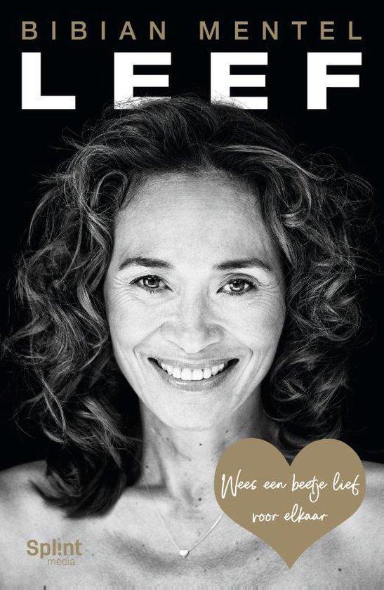 Boek cover LEEF van Bibian Mentel (Paperback)
