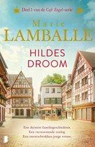 Boek cover Café Engel 1 - Hildes droom van Marie Lamballe (Onbekend)
