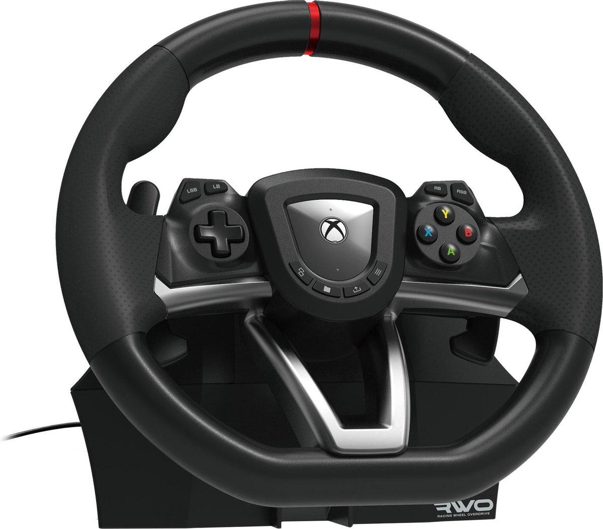Hori Overdrive Racestuur - Xbox Series X S, Xbox One & PC