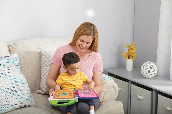 VTech Baby Mijn Eerste 100 Woordjes - Interactief Boek