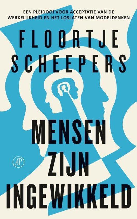 Boek cover Mensen zijn ingewikkeld van Floortje Scheepers (Paperback)