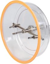 Silverline Verstelbare gatenzaag met stofkap 40 - 200 mm dia.