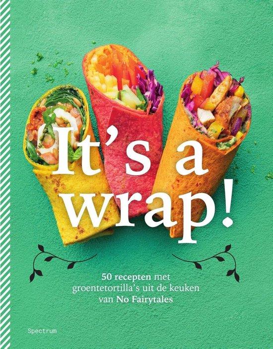 Boek cover Its a wrap! van No Fairytales (Onbekend)
