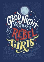 Boek cover Good Night Stories for Rebel Girls van Elena Favilli (Hardcover)