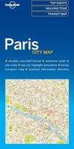 LP Paris City Map via Gardners