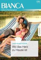 Boek cover Wo das Herz zu Hause ist van Janis Reams Hudson