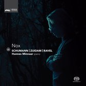 CD cover van Nox van Hannes Minnaar