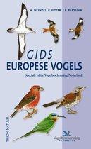 Omslag Gids Europese Vogels