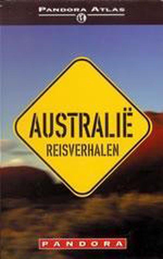 Cover van het boek 'Australie - reisverhalen'