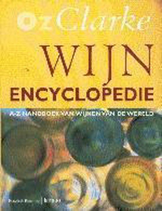 Wijnencyclopedie