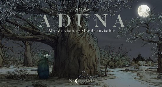 Omslag van Aduna Monde visible - Monde invisible
