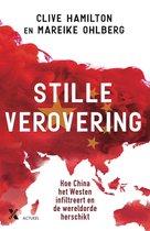 Boek cover Stille verovering van Clive Hamilton (Onbekend)