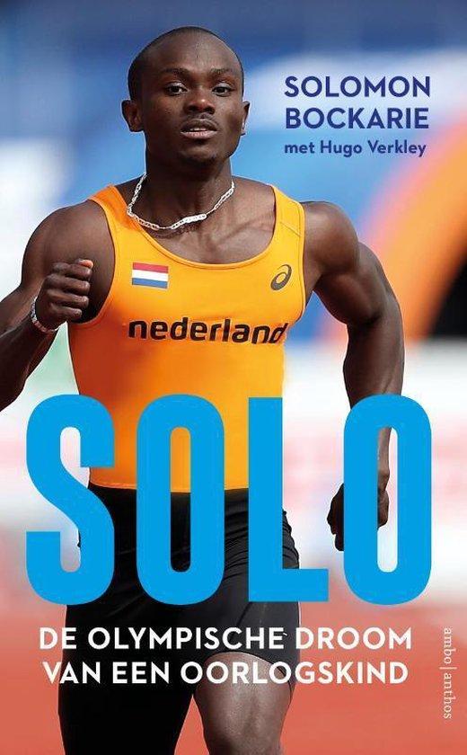 Boek cover Solo van Solomon Bockarie (Paperback)