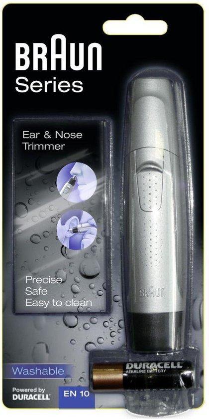 Braun EN 10 - Oortrimmer en Neustrimmer - Multi Colour