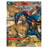 Dungeons and Dragons - 5th Edition - Mythic Odysseys of Theros (WTCC7875) /Gam