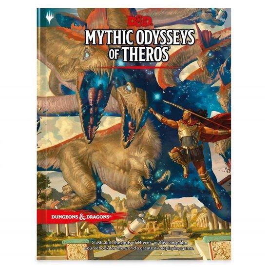 Afbeelding van het spel Dungeons & Dragons Mythic Odysseys of Theros