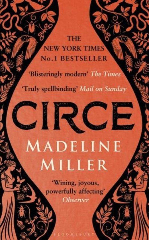 Boek cover Circe van Madeline Miller (Paperback)