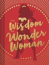 Boek cover The Wisdom of Wonder Woman van Signe Bergstrom (Hardcover)