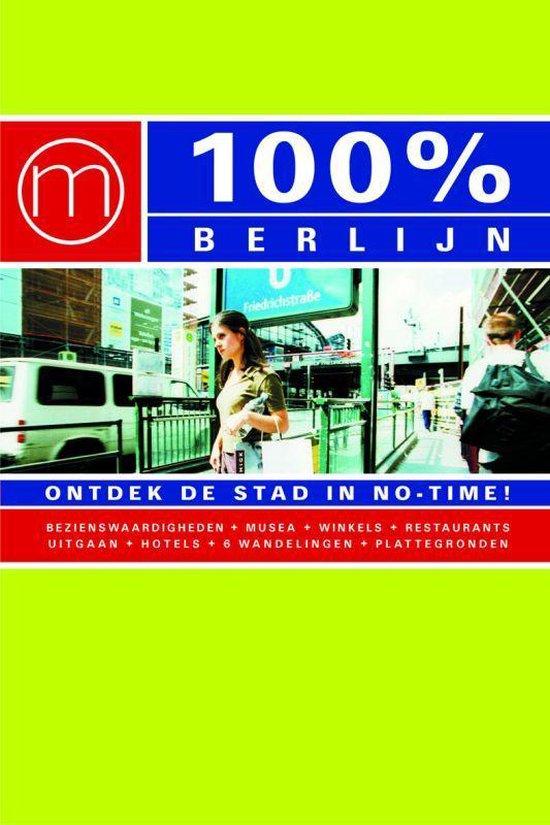 Cover van het boek '100% berlijn ned ed' van Daniel Haaksman