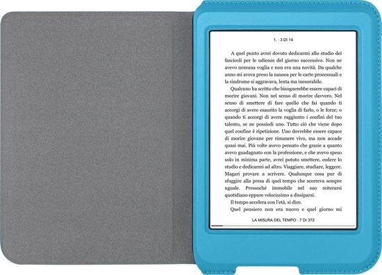 Nia - E-reader - Display van 6 inch - 8 GB - Wifi - Zwart