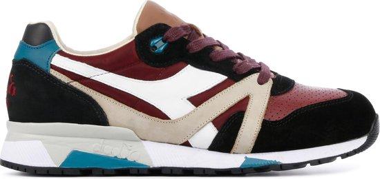 Diadora  Mannen Leren Lage sneakers / Herenschoenen  N9000 H ITA - Multicolor - Maat 40