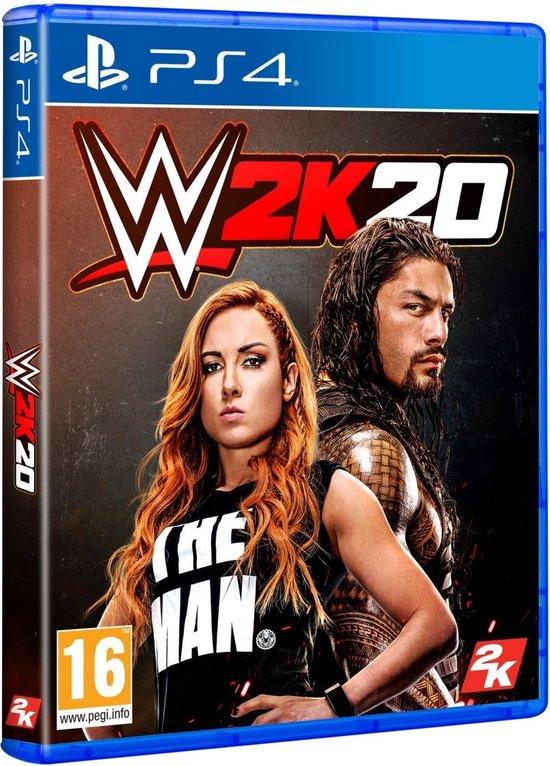WWE 2K20 - PS4