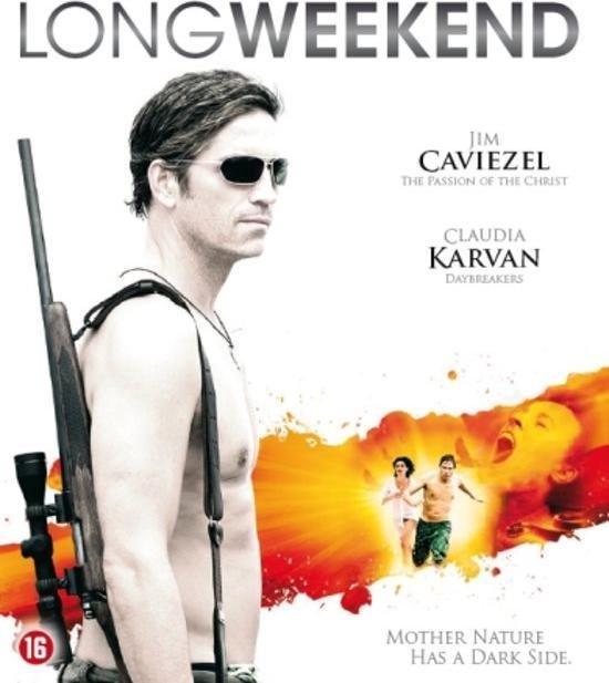 Cover van de film 'Long Weekend'