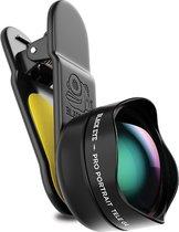 Black Eye Pro Portrait Tele G4 Smartphone Lens - 2,5x zoom - Zwart