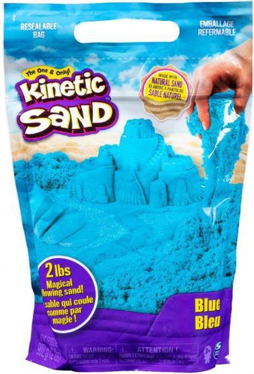 speelzand met geur 907 gram blauw