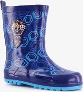 Paw Patrol kinder regenlaarzen - Blauw - Maat 27