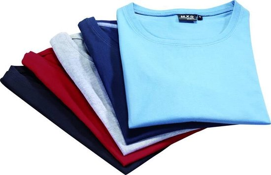 Mouwloos T-Shirt grijs maat M
